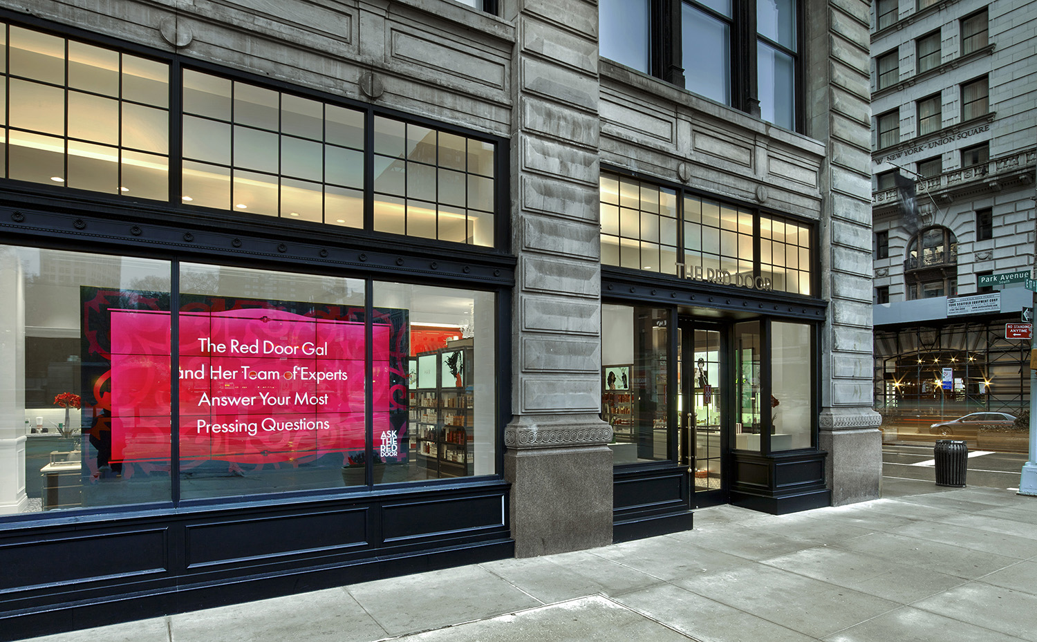 The Red Door Tpg Architecture