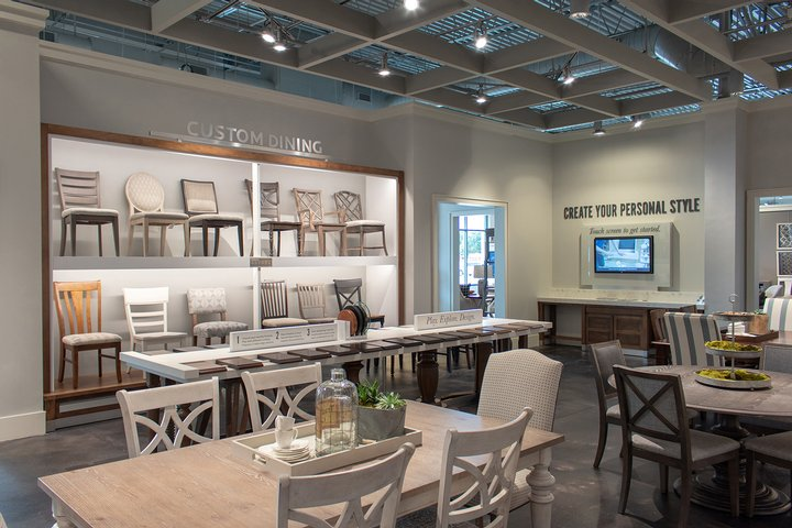 News Tpg Architecture Recently Completed Bassett Furniture Store In