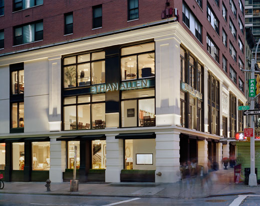 Ethan Allen New York Flagship Main Image