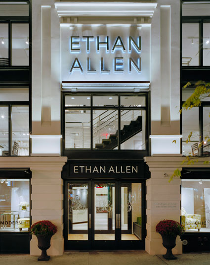 Ethan Allen New York Flagship Full Size Image