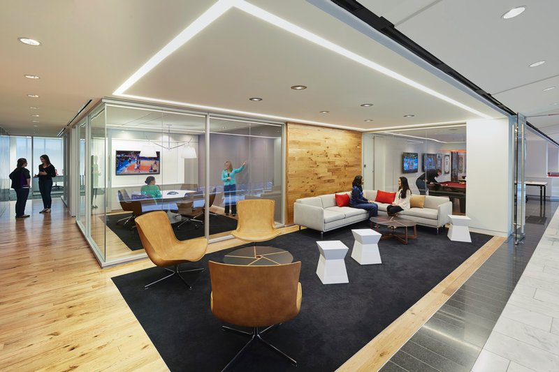 octagon workplace image bluemountain capital management office tpg architecture