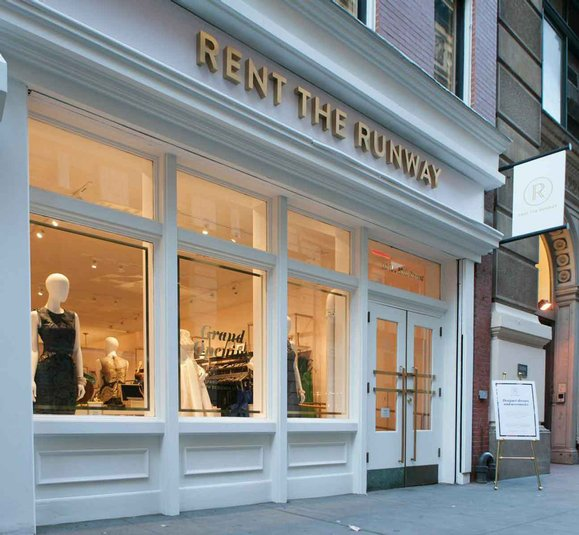 Rent The Runway - New York Full Size Image
