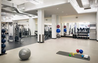 Empire State Building Fitness Center Image