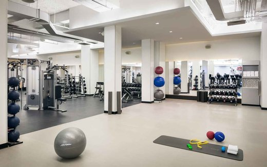 Fitness Center Construction : Tpg architecture portfolio