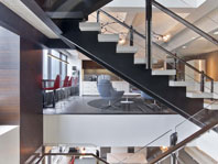 asset management firm bluemountain capital management office tpg architecture